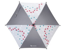 Badabulle Parasolka Anti Uv Umbrella Szara B060010