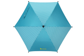 Badabulle Parasolka Anti Uv Umbrella Niebieska B060008