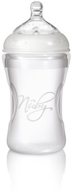Nuby Siliknowa butelka Natural Touch 300ml NT67018