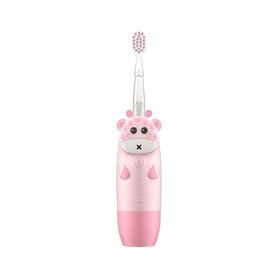 InnoGIO Soniczna szczoteczka do zębów dla dzieci GIOgiraffe różowa GIO-450PINK