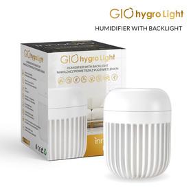 InnoGIO GIOhygro Light Nawilżacz powietrza z lampką GIO-190WHITE