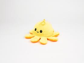 InnoGIO Maskotka GIOplush GIOoctopus Orange/ Yellow GIO-830YO