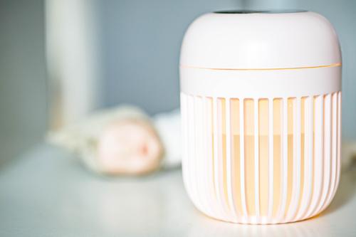 InnoGIO GIOhygro Light Nawilżacz powietrza z podświetleniem GIO-190PINK (14)