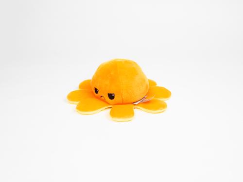 InnoGIO Maskotka GIOplush GIOoctopus Orange/ Yellow GIO-830YO (2)