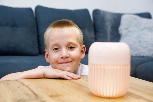 InnoGIO GIOhygro Light Nawilżacz powietrza z podświetleniem GIO-190PINK (18)