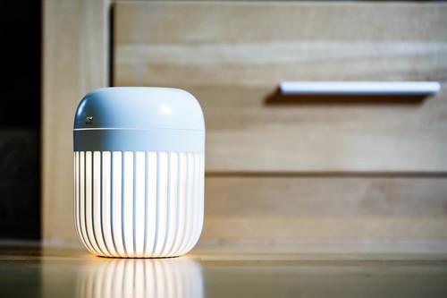 InnoGIO GIOhygro Light Nawilżacz powietrza z lampką GIO-190WHITE (11)