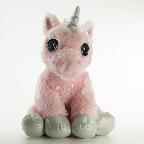 InnoGIO Maskotka GIOplush Unicorn Rosa GIO- 819ROSA 80cm (4)