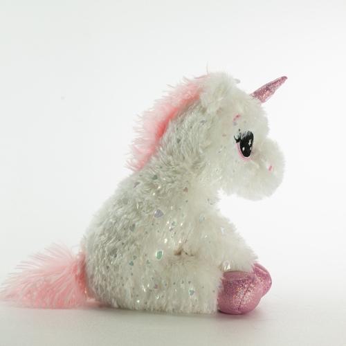 InnoGIO Maskotka GIOplush Unicorn Blanc GIO-815BLANC 25cm (4)