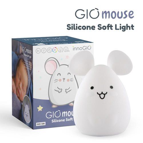 InnoGIO Silikonowa Lampka nocna GIOmouse GIO-100 (1)