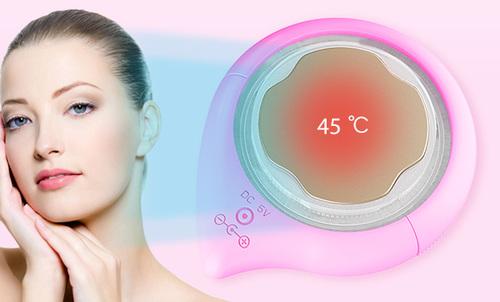 InnoGIO Wielofunkcyjne urządzenie do masażu twarzy i pielęgnacji skóry GIOperfect Clean GIO-710 (4)