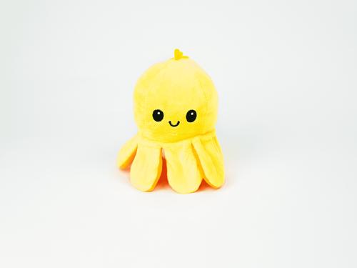 InnoGIO Maskotka GIOplush GIOoctopus Orange/ Yellow GIO-830YO (5)