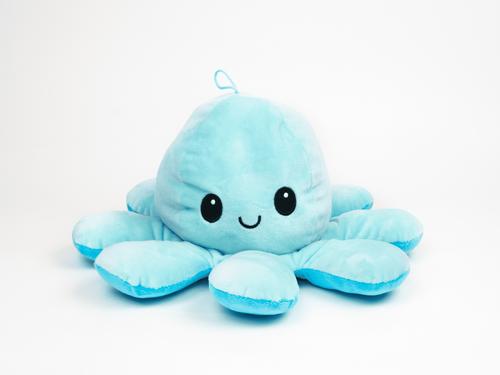 InnoGIO Maskotka GIOplush GIOoctopus Blue GIO-829BLUE (9)
