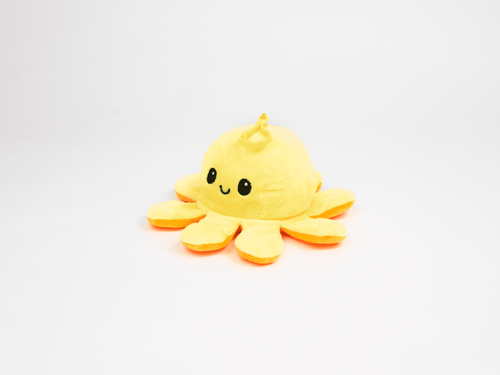 InnoGIO Maskotka GIOplush GIOoctopus Orange/ Yellow GIO-830YO (1)