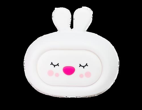 InnoGIO Silikonowa szumiąca lampka nocna GIOsleepy Bunny GIO-134 (3)