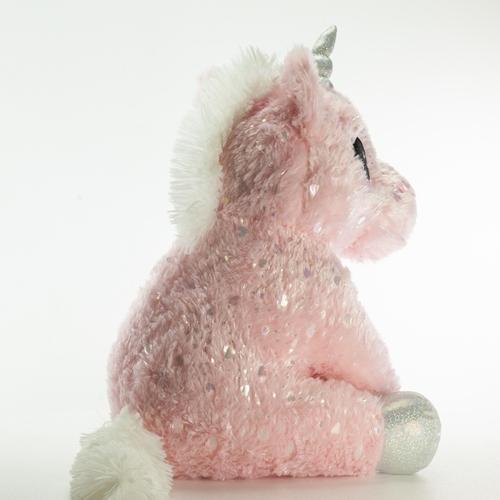 InnoGIO Maskotka GIOplush Unicorn Rosa GIO-815ROSA 25cm (4)