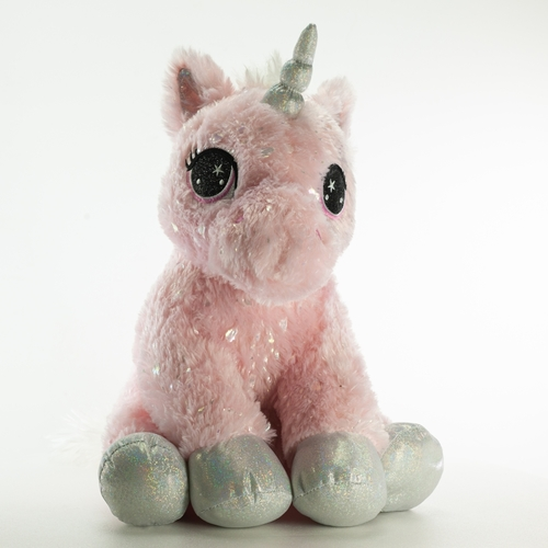InnoGIO Maskotka GIOplush Unicorn Rosa GIO- 818ROSA 60cm (4)