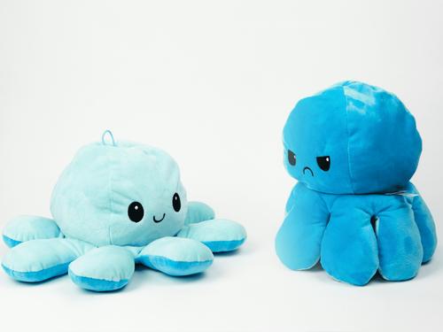 InnoGIO Maskotka GIOplush GIOoctopus Blue GIO-829BLUE (1)