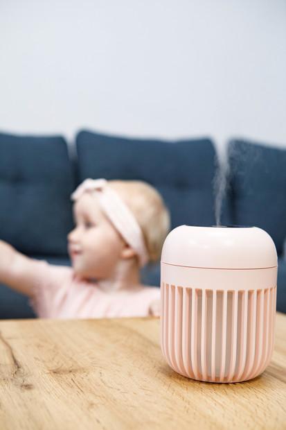 InnoGIO GIOhygro Light Nawilżacz powietrza z podświetleniem GIO-190PINK (19)