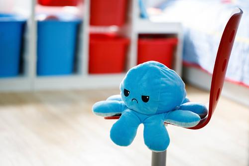 InnoGIO Maskotka GIOplush GIOoctopus Blue GIO-829BLUE (18)