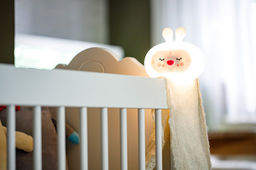 InnoGIO Silikonowa szumiąca lampka nocna GIOsleepy Bunny GIO-134 (25)