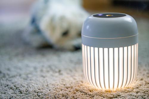 InnoGIO GIOhygro Light Nawilżacz powietrza z lampką GIO-190WHITE (14)