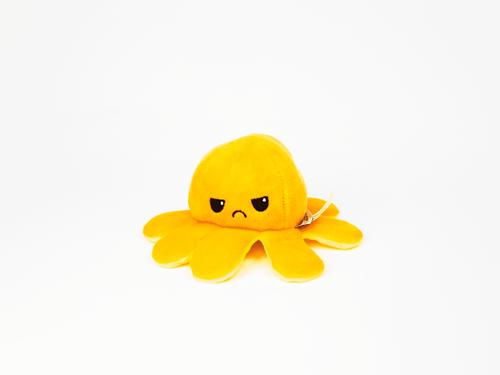 InnoGIO Maskotka GIOplush GIOoctopus Orange/ Yellow GIO-830YO (3)