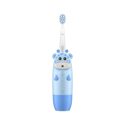 InnoGIO Soniczna Szczoteczka do zębów dla dzieci GIOgiraffe niebieska GIO-450BLUE (2)