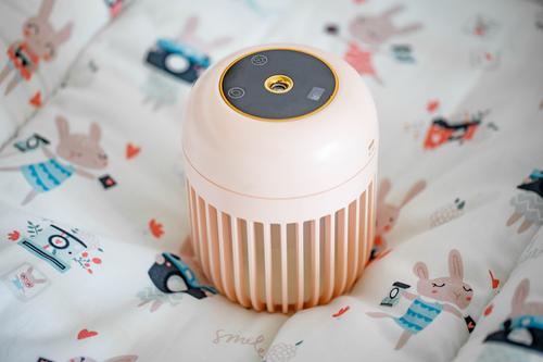 InnoGIO GIOhygro Light Nawilżacz powietrza z podświetleniem GIO-190PINK (15)