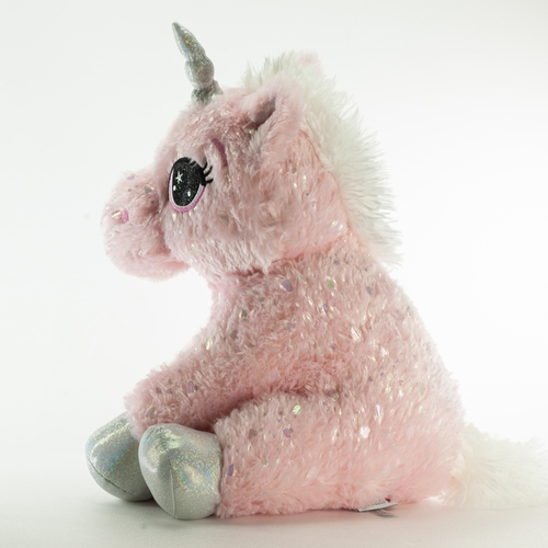 InnoGIO Maskotka GIOplush Unicorn Rosa GIO-816ROSA 35cm (4)
