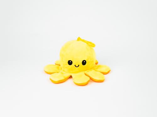 InnoGIO Maskotka GIOplush GIOoctopus Orange/ Yellow GIO-830YO (6)