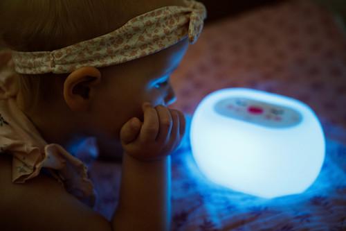 InnoGIO Silikonowa szumiąca lampka nocna GIOsleepy Bunny GIO-134 (24)