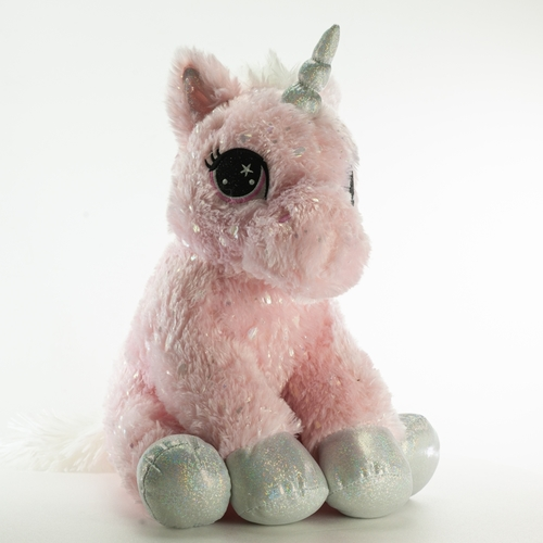 InnoGIO Maskotka GIOplush Unicorn Rosa GIO-816ROSA 35cm (3)