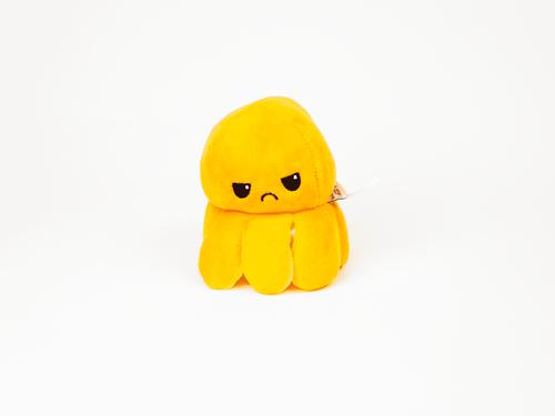 InnoGIO Maskotka GIOplush GIOoctopus Orange/ Yellow GIO-830YO (4)