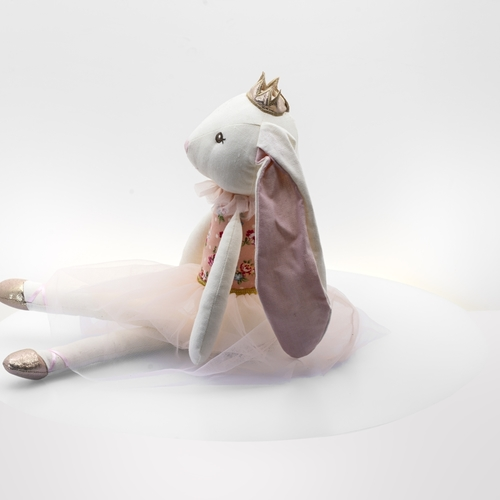 InnoGIO Maskotka GIOplush GIOballerina Rabbit GIO-824 (3)