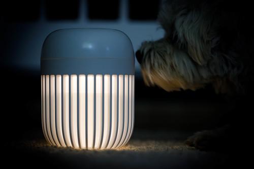 InnoGIO GIOhygro Light Nawilżacz powietrza z lampką GIO-190WHITE (15)