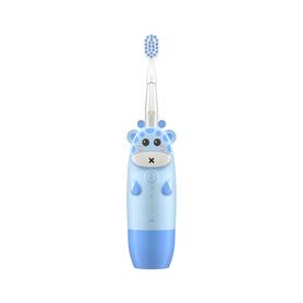 InnoGIO Soniczna Szczoteczka do zębów dla dzieci GIOgiraffe niebieska GIO-450BLUE