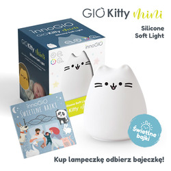 InnoGIO Lampka Kitty Mini LJC-124